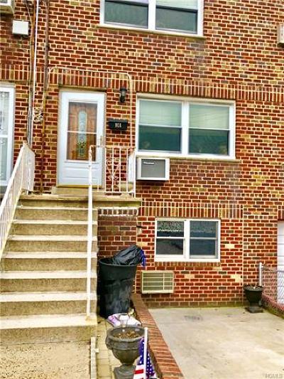 Bronx Single Family Home For Sale: 924 Pierce Avenue