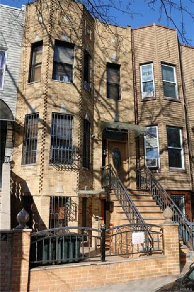 Brooklyn Multi Family 2-4 For Sale: 425 36 Street
