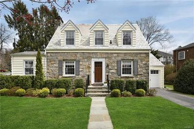 Westchester County Single Family Home For Sale: 54 Sheldrake Avenue