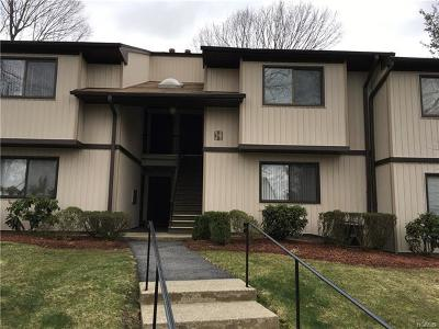 Yorktown Heights Condo/Townhouse For Sale: 119 Village Road #E