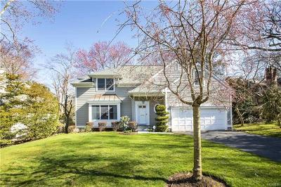 Westchester County Single Family Home For Sale: 7 Mount Joy Avenue