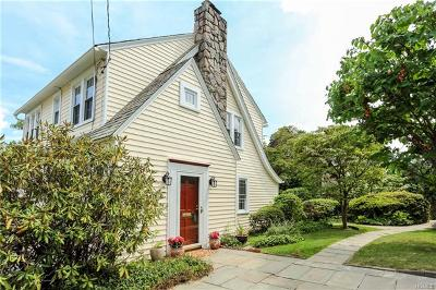 Scarsdale Single Family Home For Sale: 20 Ridgecrest East
