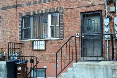 Bronx Multi Family 2-4 For Sale: 727 East 211th Street