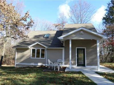 Chester Single Family Home For Sale: 20 Ezras Plateau