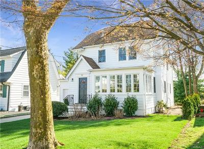 Larchmont Single Family Home For Sale: 12 Kilmer Road