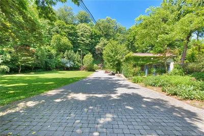 Nyack NY Single Family Home For Sale: $875,000