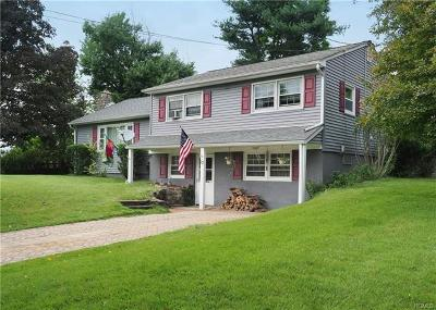 Washingtonville Single Family Home For Sale: 22 Tower Hill Drive