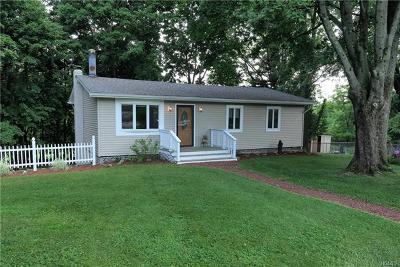 Washingtonville Single Family Home For Sale: 29 Tower Hill Drive