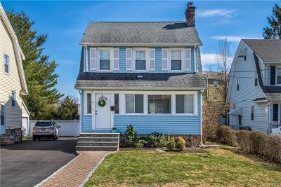 New Rochelle Single Family Home For Sale: 19 Merton Street