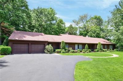 Scarsdale Single Family Home For Sale: 58 Crossway