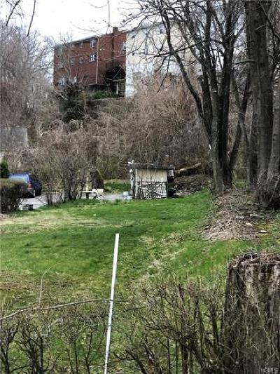 Yonkers Residential Lots & Land For Sale: 156 Amackassin Terrace
