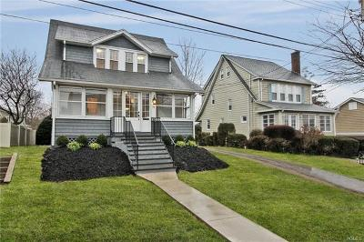 Scarsdale Single Family Home For Sale: 56 Anderson Avenue