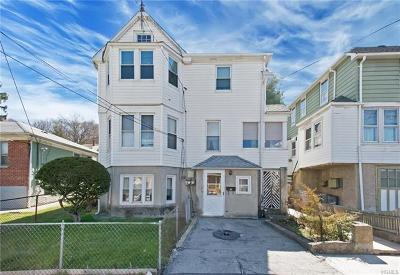 Westchester County Multi Family 2-4 For Sale: 208 Tibbetts Road