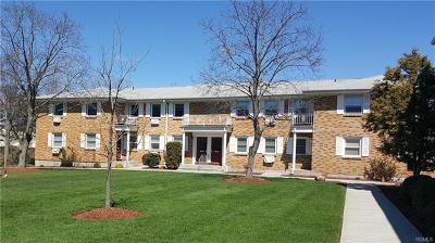 Nanuet Condo/Townhouse Sold: 24 Normandy #2