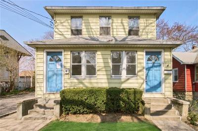 New Rochelle Multi Family 2-4 For Sale: 47 Sylvan Place