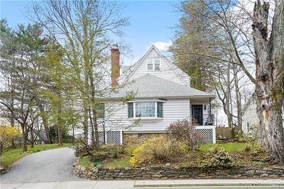 Scarsdale Single Family Home For Sale: 1235 Post Road