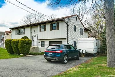 Rockland County Single Family Home For Sale: 3 Morris Road