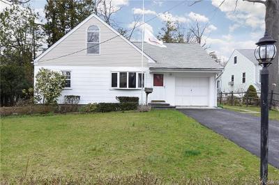 Ardsley Single Family Home For Sale: 14 Abington Avenue