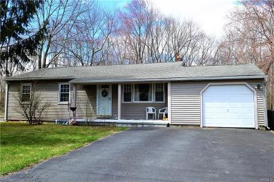 Putnam County Single Family Home For Sale: 133 Overlook Drive