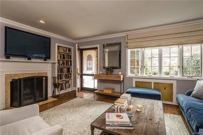 Bronxville Single Family Home For Sale: 99 Kensington Road