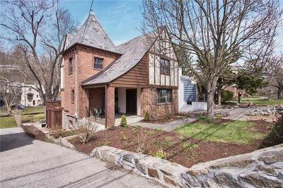 Yonkers Single Family Home For Sale: 415 Scarsdale Road