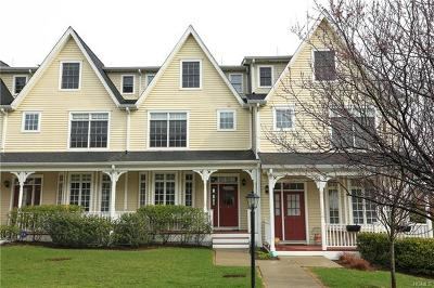 Port Chester Condo/Townhouse For Sale: 19 Olivia Street #7