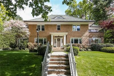 New Rochelle Single Family Home For Sale: 87 Broadview Avenue