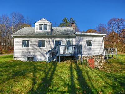 Pine Bush Single Family Home For Sale: 951 Upper Mountain Road