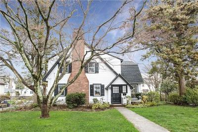 Scarsdale Single Family Home For Sale: 7 Barry Road