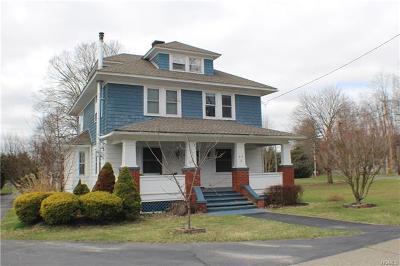 Wurtsboro Single Family Home For Sale: 65 Sullivan Street
