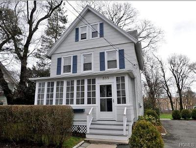 Westchester County Single Family Home For Sale: 609 Jefferson Avenue