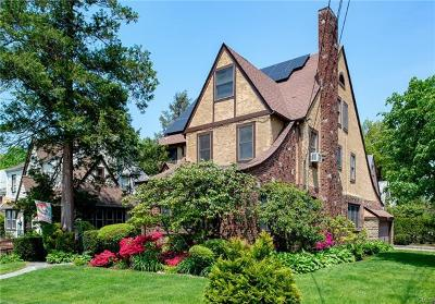 Yonkers Single Family Home For Sale: 15 Crawford Street