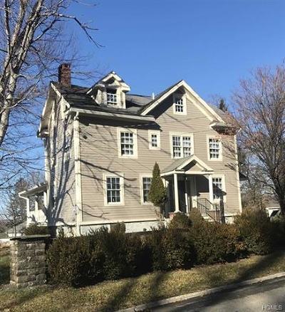 Dutchess County Single Family Home For Sale: 119 Howland Avenue