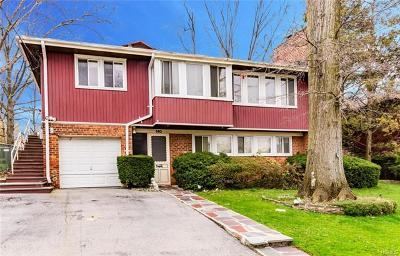 Yonkers Single Family Home For Sale: 140 Saint Johns Avenue