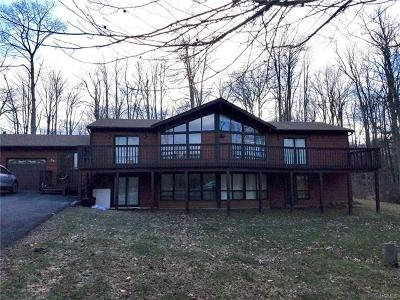 Forestburgh Single Family Home For Sale: 55 Lena Road