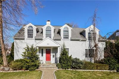 Rye Brook Single Family Home For Sale: 85 Valley Terrace