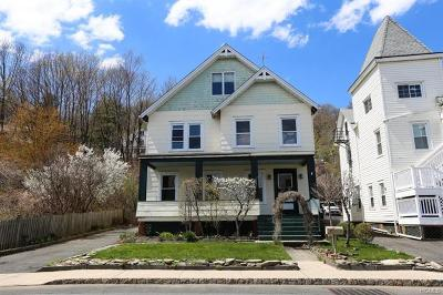 Single Family Home For Sale: 628 Piermont Avenue