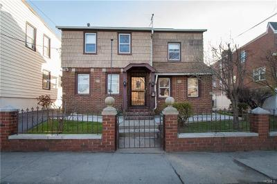 Bronx Single Family Home For Sale: 1259 Edison Avenue