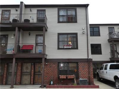 Bronx NY Condo/Townhouse For Sale: $299,000