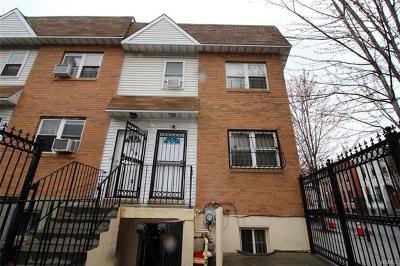 Bronx NY Multi Family 2-4 For Sale: $829,000