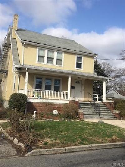 White Plains Multi Family 2-4 For Sale: 86 Florence Avenue