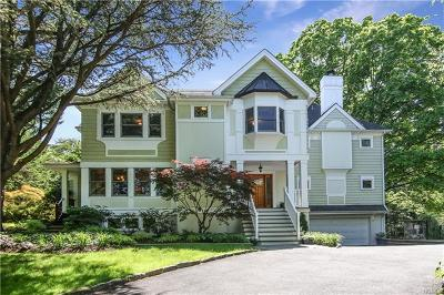 Scarsdale Single Family Home For Sale: 155 Old Army Road