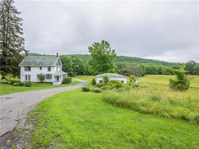 Grahamsville Single Family Home For Sale: 54 Davis