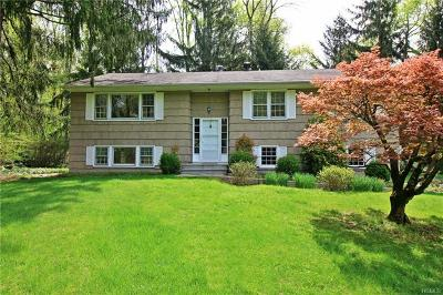 Croton-On-Hudson Single Family Home For Sale: 36 Watch Hill Road