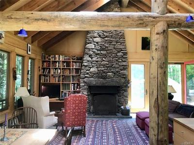 Livingston Manor, Roscoe Single Family Home For Sale: 37 Holiday & Berry Brook Road