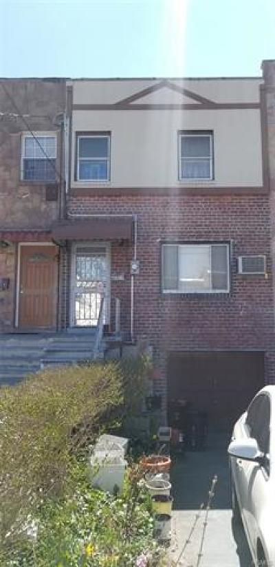 Bronx Single Family Home For Sale: 1034 East 230th Street
