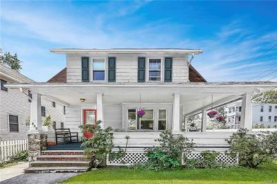 Mamaroneck NY Single Family Home For Sale: $745,000