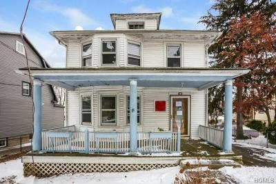 Yonkers Single Family Home For Sale: 51 Moultrie Avenue