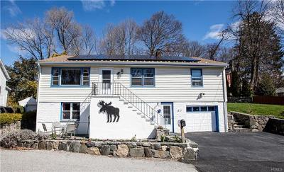Croton-On-Hudson Single Family Home For Sale: 31 Ridge Road