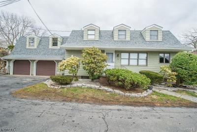Greenwood Lake Single Family Home For Sale: 40 West Cove Road